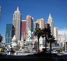 New York Casino in Las Vegas by CadburyKeepsake