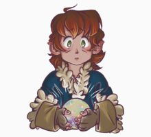 Bilbo and the Arkenstone by o-rowanmine