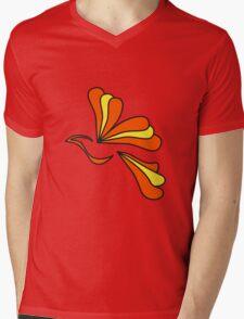 Fantasy Bird Mens V-Neck T-Shirt