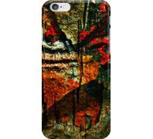 Cave Man Writings iPhone Case/Skin