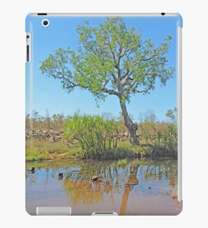Tree in the Wilderness iPad Case/Skin