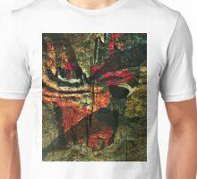 Cave Man Writings Unisex T-Shirt