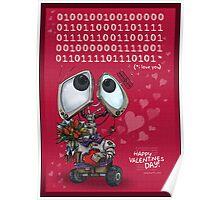 Robot Valentine Poster