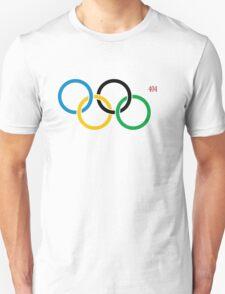 Olympics 404 T-Shirt