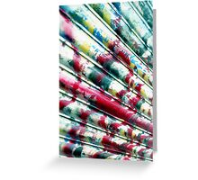 A CLOSER NY - MERCER ROLL UP 2 Greeting Card