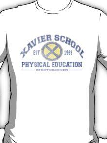 Xavier Gym Uniform T T-Shirt