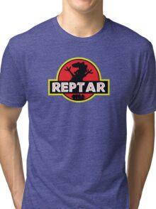 Jurassic Reptar! Tri-blend T-Shirt