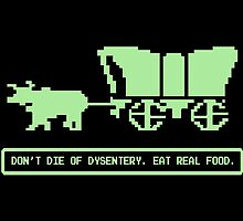 Avoid Dysentery by FGHealthy