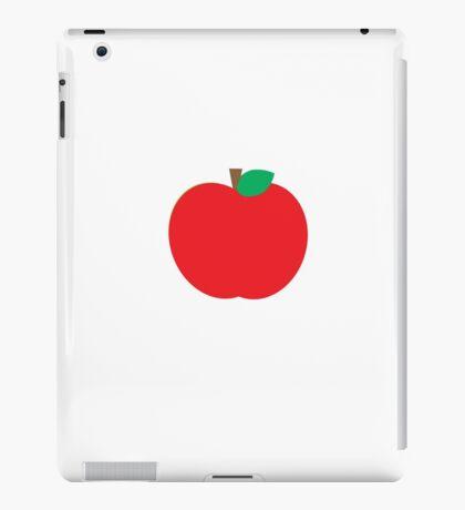 Red Apple iPad Case/Skin
