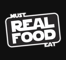 Must Eat Real Food Kids Clothes