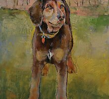 Labrador Retriever by Michael Creese