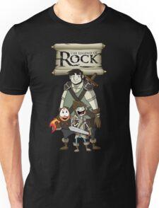 Legend Of Rock Team-Up! Unisex T-Shirt