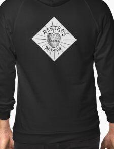 Destroy Be Good Do Good Black on White- Altered Children's Bible Art T-Shirt