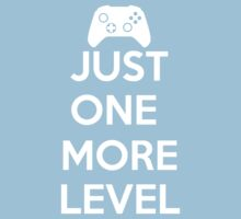Just One More Level Kids Tee