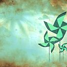 pinwheel dreams by asyrum