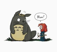 My Mother Totoro(?) by DragonwolfRooke