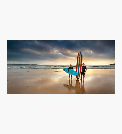 One Mile Beach - Nelson Bay, Australia Photographic Print