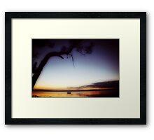 Jervis Bay Framed Print