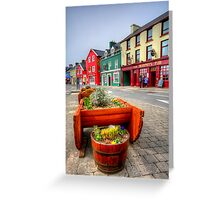 Dingle Greeting Card