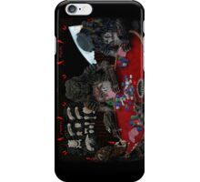 Predators Playing Poker iPhone Case/Skin