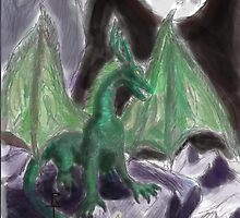 night flight of the earth dragon 2 by richt63