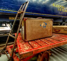 National Railway Museum Shildon by Stephen Smith