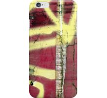 A CLOSER NY - METAL HOSPITAL iPhone Case/Skin
