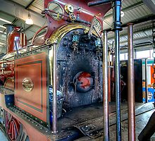 The Furness Steam Engine by Stephen Smith
