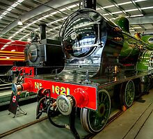 National Railway Museum - Shildon by Stephen Smith