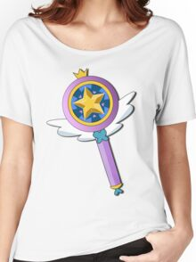 Star Butterfly's Wand Women's Relaxed Fit T-Shirt