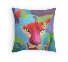 Sultry Throw Pillow