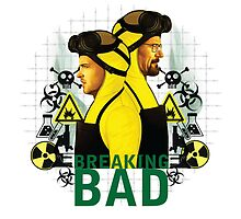 BREAKING BAD #1 by tarawhyley