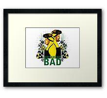 BREAKING BAD #1 Framed Print