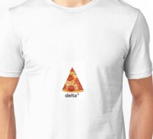 Pizza Tri Delta Unisex T-Shirt