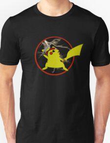 Ninja Pikachu  T-Shirt