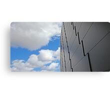 Sky Wall Canvas Print