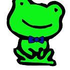 Froggie :) by Frogurlucky