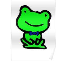 Froggie :) Poster