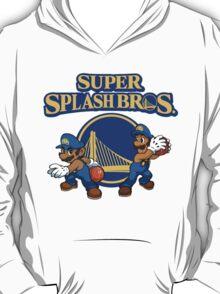 Super Splash Brothers - Steph Curry Klay Thompson Shirt T-Shirt