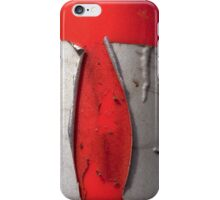 A CLOSER NY - ORANGE CONE iPhone Case/Skin