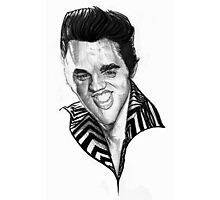 Elvis Presley Photographic Print