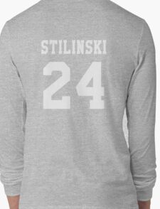Stilinski 24, Stiles stilinski - White Long Sleeve T-Shirt