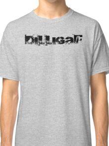 dee eye el el eye gee eh eff Classic T-Shirt