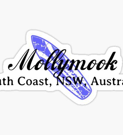Surf Mollymook Sticker