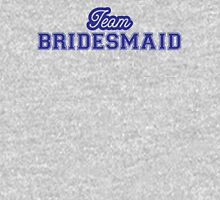 Team Bridesmaid Womens Fitted T-Shirt