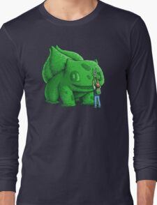 Plant type monster Long Sleeve T-Shirt
