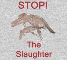 Stop The Slaughter, T Shirts & Hoodies. ipad & iphone cases by Eric Kempson