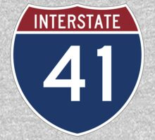 Interstate 41 by cadellin