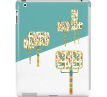 Winter Woodlands iPad Case/Skin