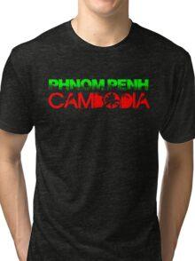 Phnom Penh Tri-blend T-Shirt